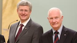 Harper Reinvents Political