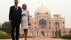 Harper visite le Taj