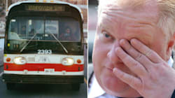 'Disturbed' Bus Riders Were Stranded For His