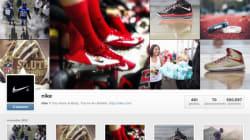 Les utilisateurs d'Instagram auront désormais un profil web