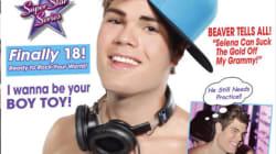 Découvrez la poupée gonflable Justin