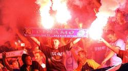 80 hooligans du Dinamo Zagreb interpellés à
