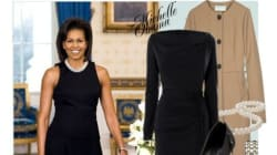 Michelle Obama's Top Style Moments From The 2008 Election To