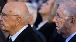 Napolitano e Monti plaudono al bis di Obama. La (segreta) speranza che si 'bissi' anche qui in