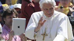 Cinguettii vaticani, il papa arriva su