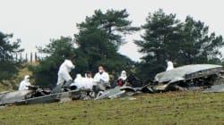 Lozère: les deux derniers corps retrouvés après le crash de l'avion de