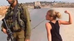 Tamimi, la bimba di 11 anni che caccia a pugni i soldati