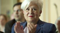 Louise Harel soumise à un vote de