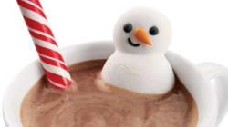 Five Tasty Hot Chocolate