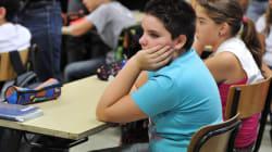 """Homophobie: """"L'école reflète les discriminations de la"""