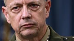 Le général John Allen renonce au poste de patron militaire de