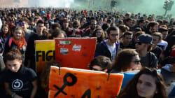 Manifestations anti-austérité en