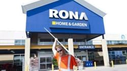 Un actionnaire de Rona veut un nouveau C.