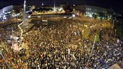 El Gobierno cifra en 800.000 las personas que han salido a la calle en España
