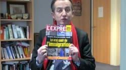"Malaise à ""L'Express"