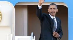 Obama se rend en Asie pour une visite