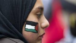 Des Québécois se mobilisent pour Gaza une fois de plus à