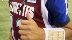 Les Alouettes choisissent Philippe Gagnon en première