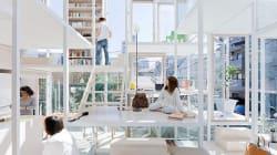 Giappone, la casa è trasparente. Nuove frontiere dell'ecodesign