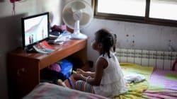 Los desahucios y la pobreza devastan a la niñez de España
