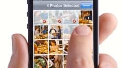 iPhone 5 che novità per le foto di Facebook
