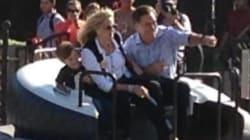 Mitt Romney fait un tour à Disneyland pour se remettre de sa