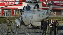 Emergency Landing By Halifax Grocery