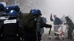 Notre-Dame-des-Landes: les affrontements se