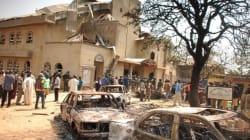 Attentato suicida contro chiesa, almeno 11