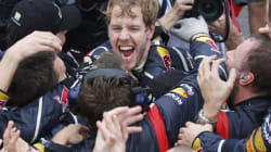 Sebastian Vettel sacré champion du
