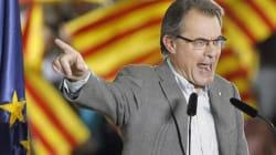 Catalogna, Artur Mas vince ma perde seggi e il sogno indipendentista si