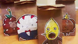 70 «Lunch Bags» pas comme les autres!