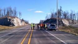 Ouverture du dernier tronçon de l'autoroute