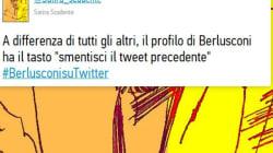 E nasce l'hashtag #BerlusconiSuTwitter per dargli il