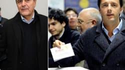 Renzi conquista il Nord, Bersani il