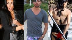 Oups! Ces stars ajustent leurs vêtements en public