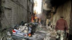 Un doble atentado en Damasco deja 34