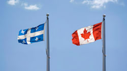 Most Quebecers Really Like The Maple Leaf: