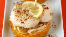 La recette du week-end: filets de poisson au four aux petits