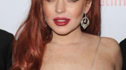 Lindsay Lohan arrêtée après une