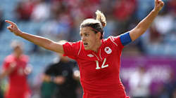 Christine Sinclair Voted Canada's Athlete Of The