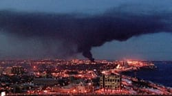 Incendie majeur à Montréal