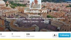 Da oggi c'è il Papa su twitter (TWEET,