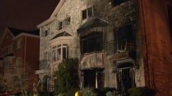 Montréal : incendie suspect dans une résidence d'un lobbyiste