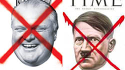 LOOK: Rob Ford Cover Sparks Hitler
