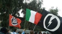 A Ischia il Prc sfila con Casapound: polemiche e tanti