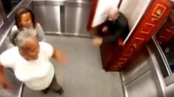 Candid Horror in ascensore 2: c'è la bara