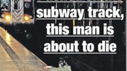Indignation à New York après la mort d'un homme poussé sur un quai de