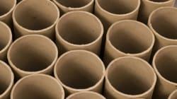 Des idées suprenantes pour recycler vos rouleaux de papier toilette!