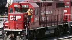 Le Canadien Pacifique veut supprimer 4500 emplois d'ici